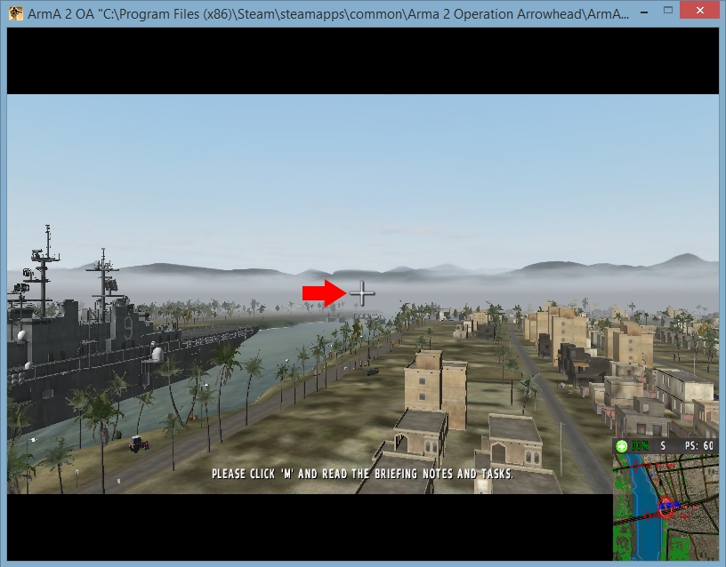ArmA 2 | Making an Intro with the In-game Camera