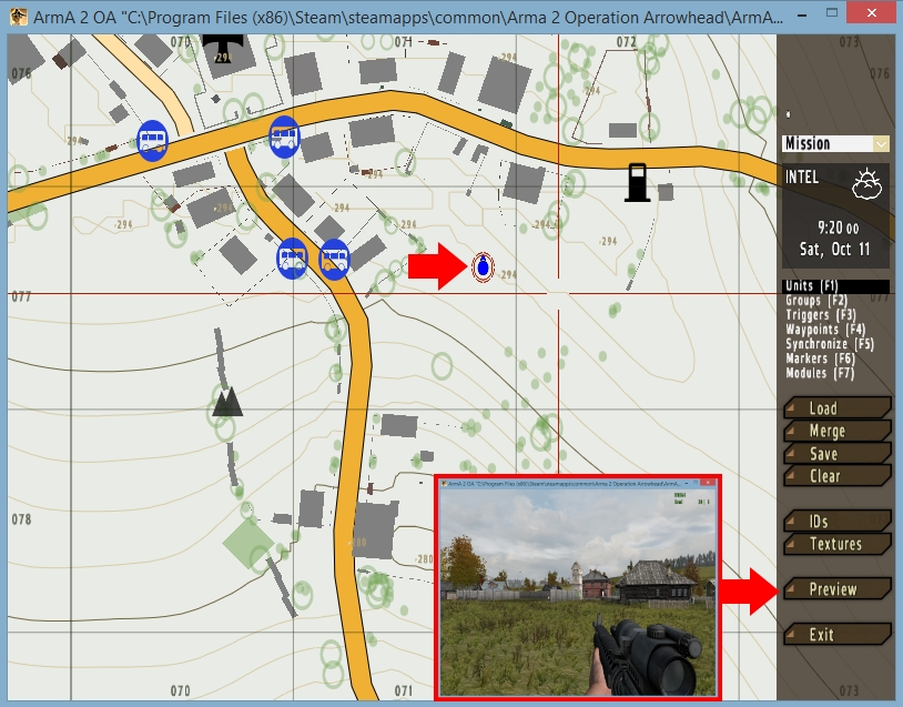 arma 2 interface 01