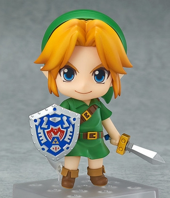 nendoroid link action figure
