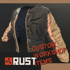 rust custom workshop items ad