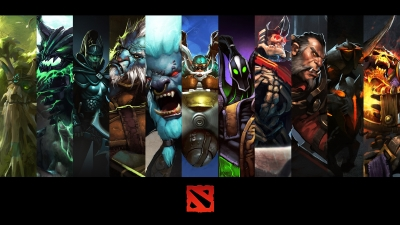 dota 2 evolved wallpaper