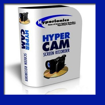 hypercam 2 software box